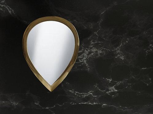 R041 - Gold Teardrop Convertible Frame