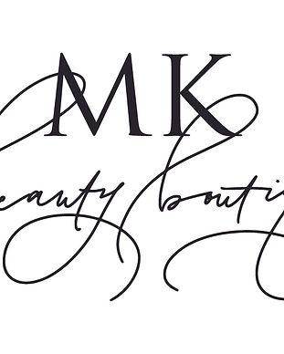 MK Beauty Boutique logo