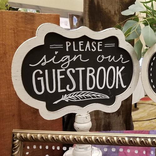 R006 - Guest Book