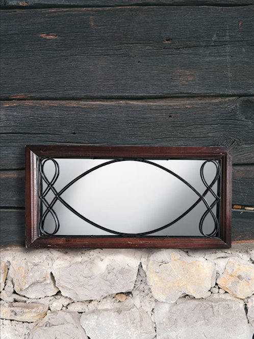 R023 - Metalwork Mirror