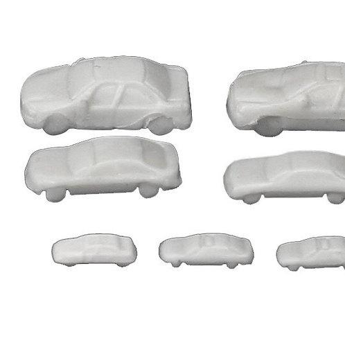 自動車 ホワイト