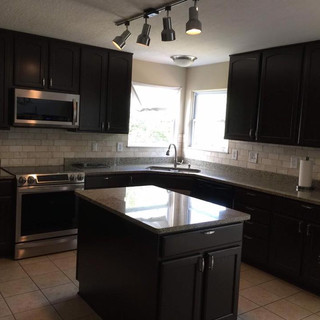 kitchen remodel Muirfield dublin ohio