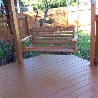 deck painting hilliard ohio