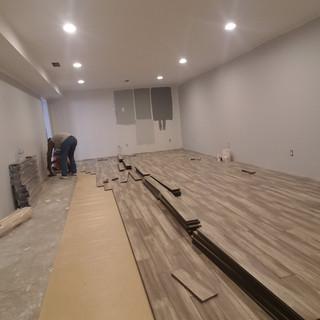 flooring installer Dublin Ohio