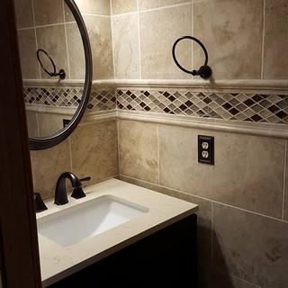 bathroom remodel hilliard Ohio