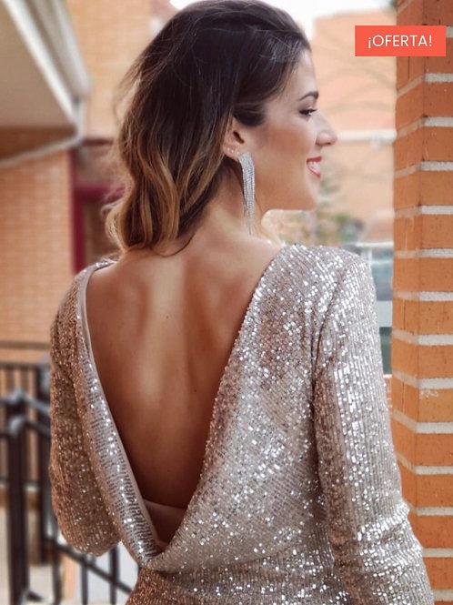Vestido brillo