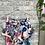 Thumbnail: Falda flores peplum