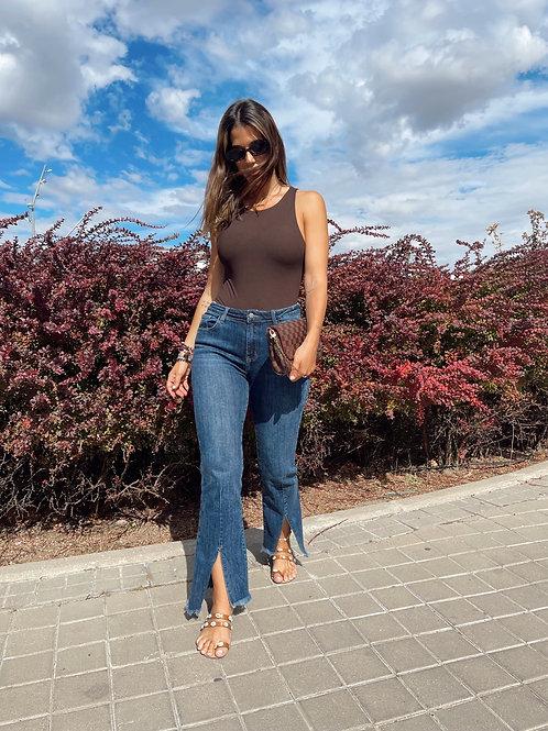 Jeans abertura