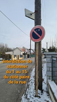 Stationnement