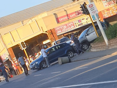 Shootout in Stanger