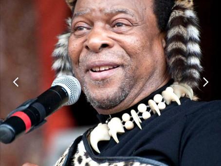 Zulu King, KING GOODWILL ZWELITHINI KA BHEKUZULU has died