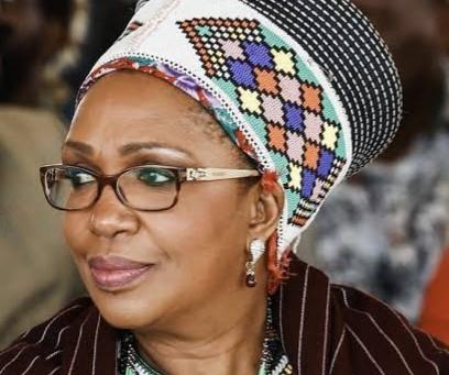 HER MAJESTY QUEEN SHIYIWE MANTFOMBI DLAMINI ZULU has died