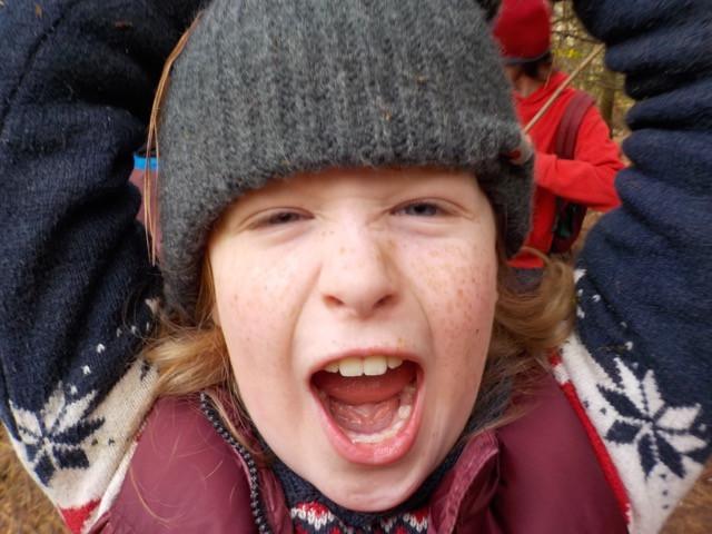 Lochlainn's Adventurer Blog Aged 9 3/4