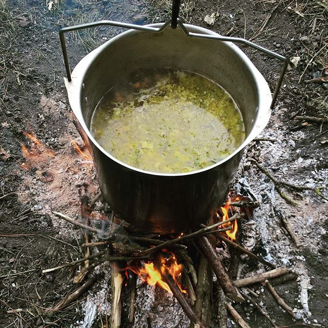 Food, cooking [and what is it's place in Outdoor Learning?]