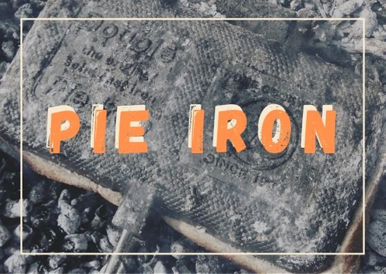 Outdoor Community Cooking Recipes #6 Pie Iron