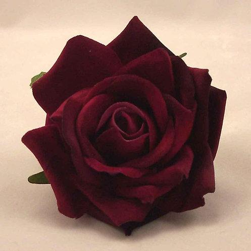 "BURGUNDY ROSE 3"""