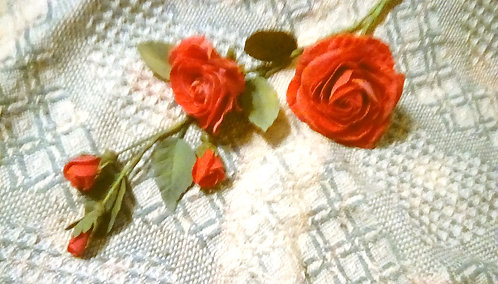 "PEACH ROSE 1"""