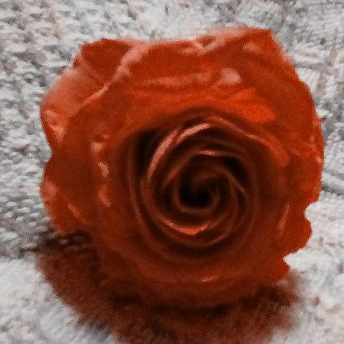 "PEACH ROSE 4"""