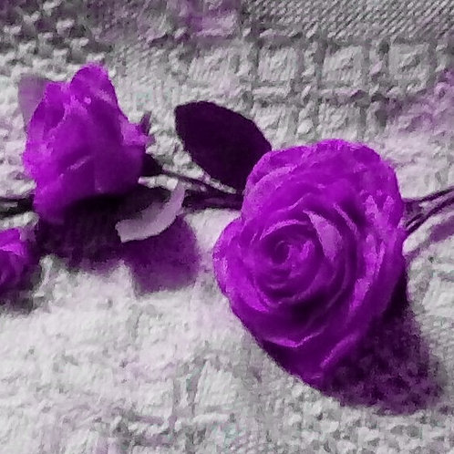 PURPLE ROSE 2""
