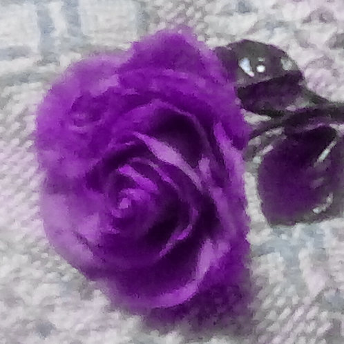 PURPLE ROSE 3""