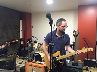Savage in the studio