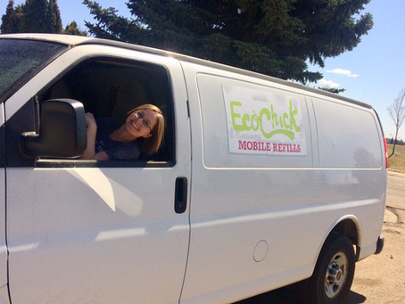 A look back on EcoChick's First Year