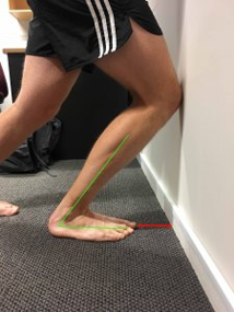 Base Line Testing in Runners and Injury Prevention