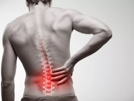 5 Tips to Relieve Your Back Pain Now