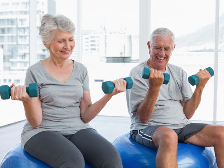 The Importance of Exercise and Aging