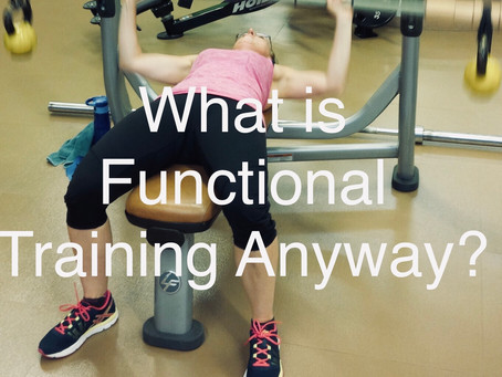 What is Functional Training Anyway?