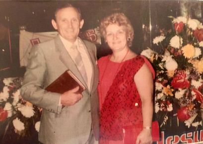Pastor Fred and Nellie