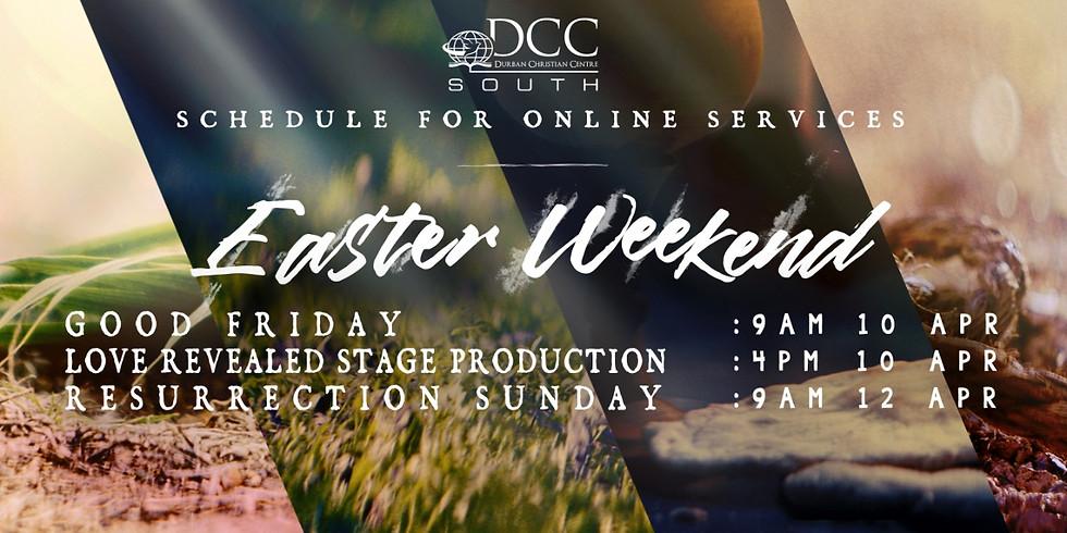 Resurrection Sunday Online Service