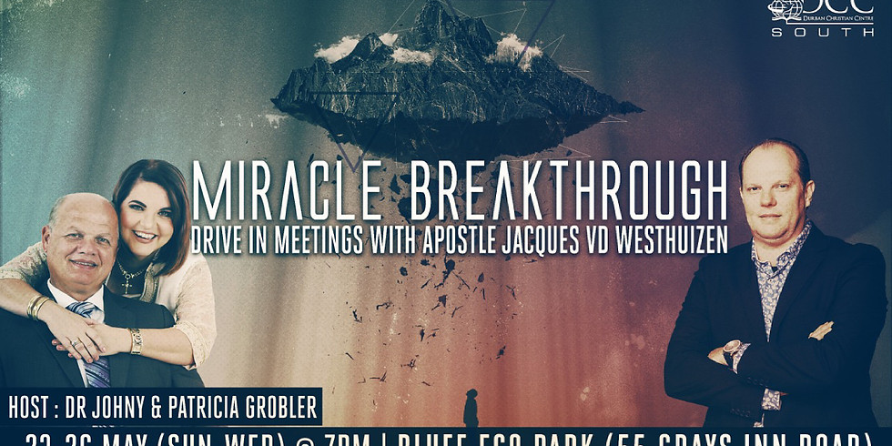 Miracle Breakthrough Conference