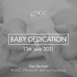 baby dedicat
