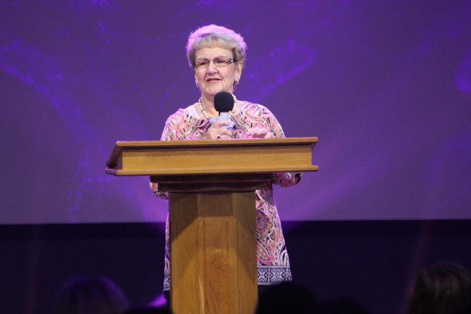 Pastor Nellie