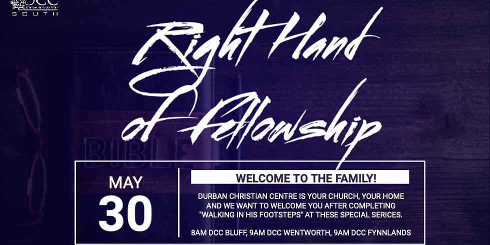Right Hand of Fellowship