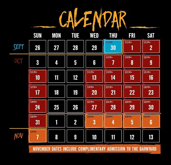 The Haunted Road Dates - Calendar 2021.jpeg