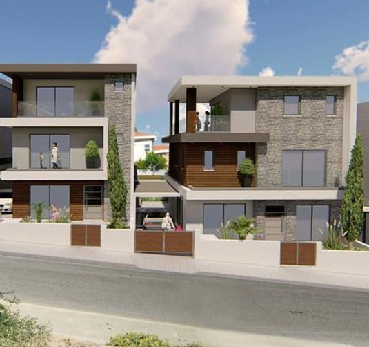 4 Houses Agios Athanasios Project (2).jp