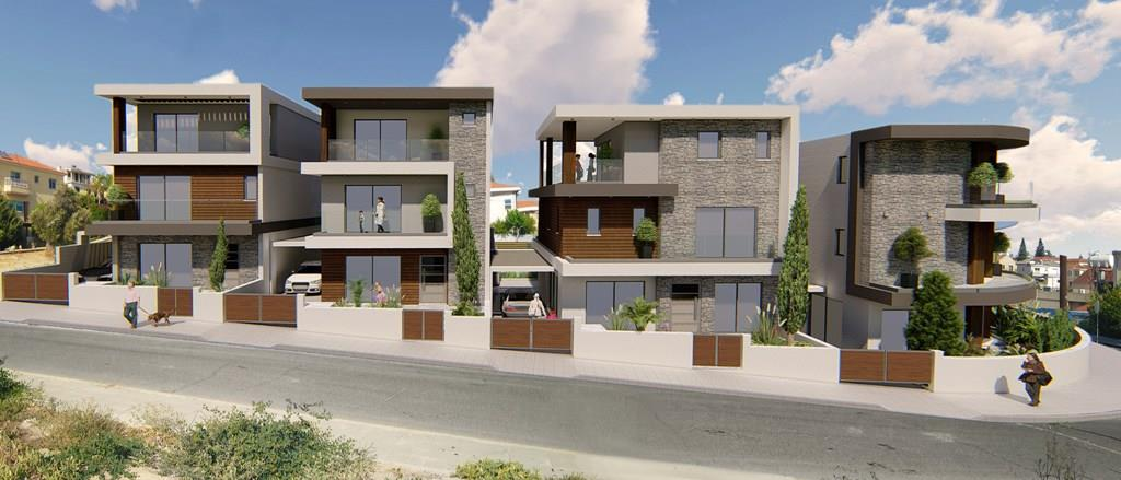4 Houses Agios Athanasios Project (2)