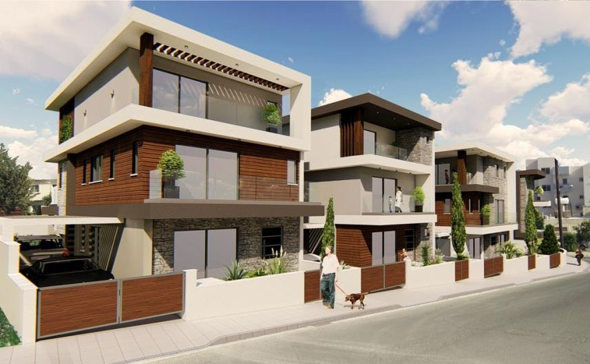 4 Houses Agios Athanasios Project (2)2