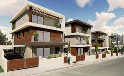 4 Houses Agios Athanasios Project (2)2