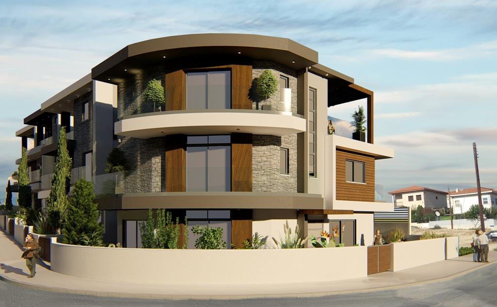 4 Houses Agios Athanasios Project (2)4