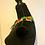 Thumbnail: Kente African print detachable collar