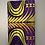Thumbnail: African fabric/ 6 yards/ Tribal print fabric/ Real Aftican wax/ Ankata fabric
