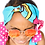 Thumbnail: Turquoise bow headband
