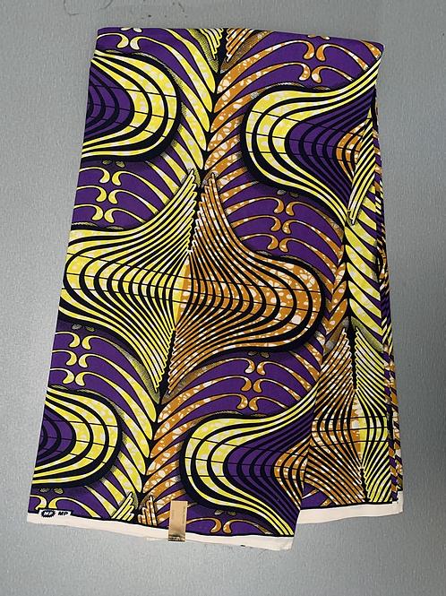 African fabric/ 6 yards/ Tribal print fabric/ Real Aftican wax/ Ankata fabric