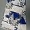 Thumbnail: African fabric/ 6 yards/ Tribal print fabric/ Real African wax / Ankata fabric