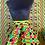 """Thumbnail: """"Kente"""" African print peplum belt"""