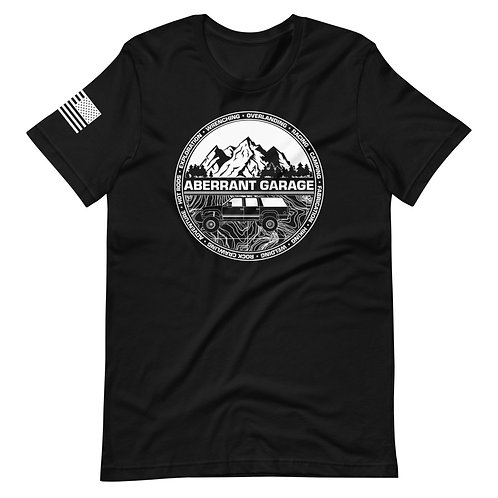 Coined Short-Sleeve Unisex T-Shirt