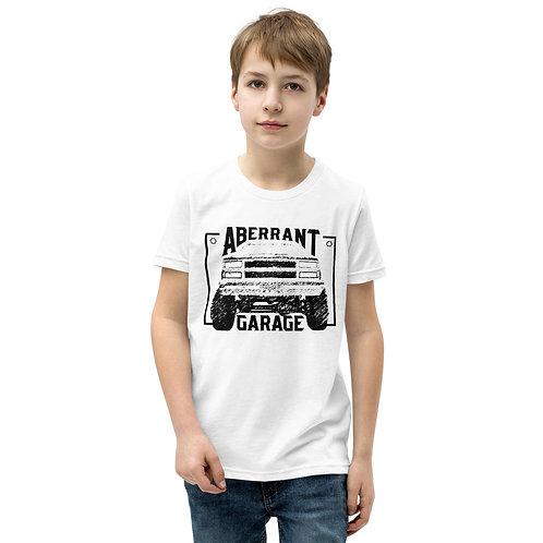 Youth Pandora Burb Short Sleeve T-Shirt